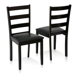 Cos Simply Solid Wood Side Chair (Set of 2) by F..