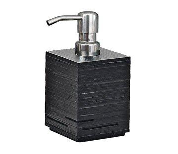 how to open njs soap dispenser