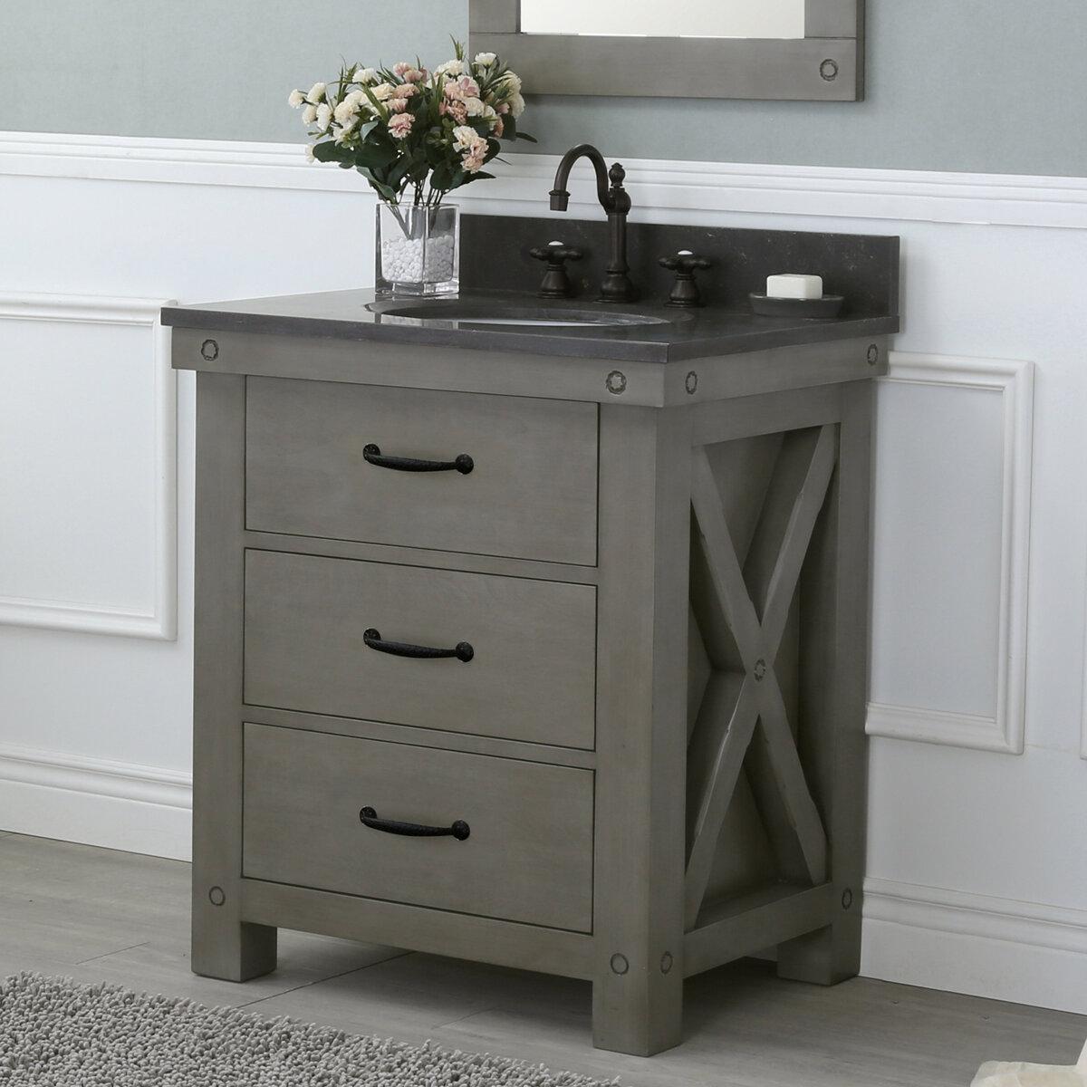 Cleora 30 Single Bathroom Vanity Set