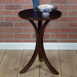 Brisbin Bentwood End Table by ..