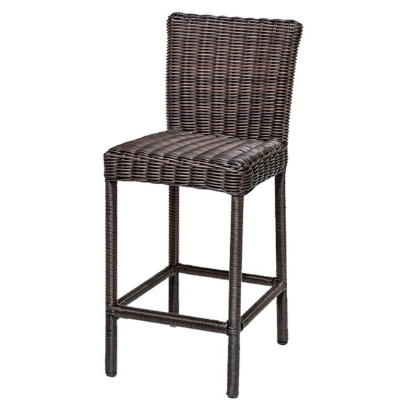 Extra Tall 34 36 Patio Bar Stools Youll Love Wayfair