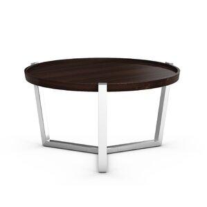 Cirque Condo Coffee Table With Tray Top