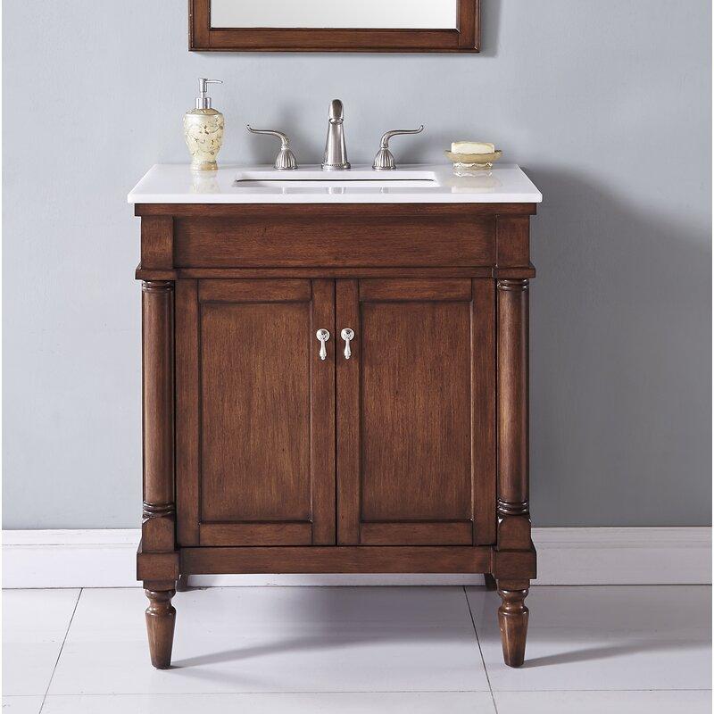 Darby Home Co Deina 30 Quot Single Bathroom Vanity Set