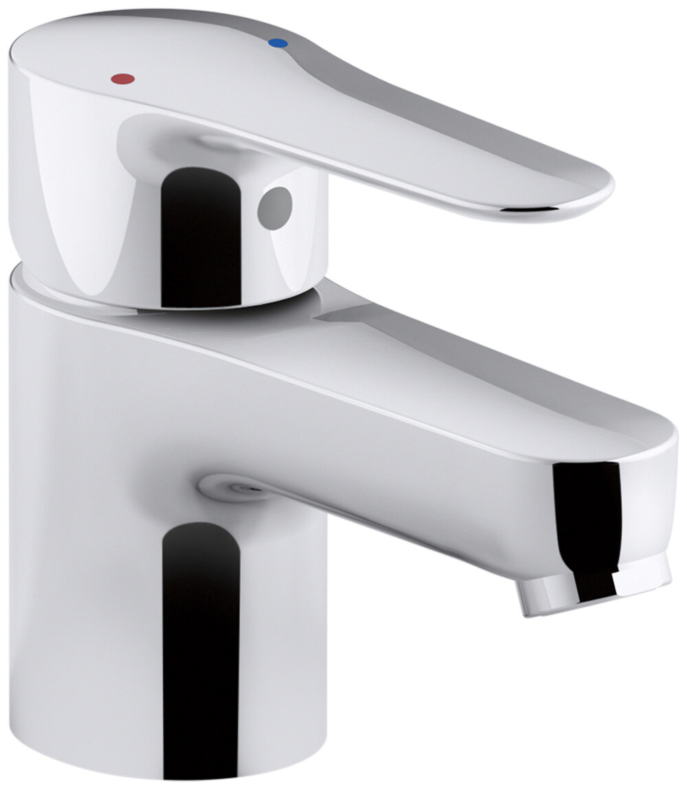 commercial bathroom sink. Kohler July Single-Handle Commercial Bathroom Sink Faucet Without Drain | Wayfair.ca