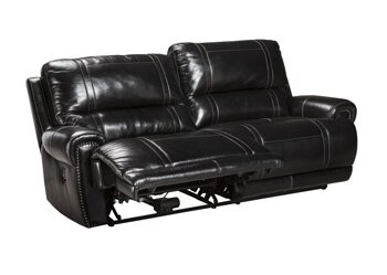 Signature Design by Ashley Paron Leather Reclining Sofa Reviews