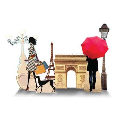 Paris themed bathroom decor wayfair - French themed bathroom accessories ...