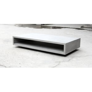 Monobloc Coffee Table by Lyon Beton