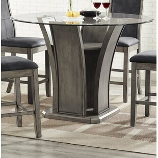 Counter Height Round Kitchen Dining Tables You Ll Love Wayfair