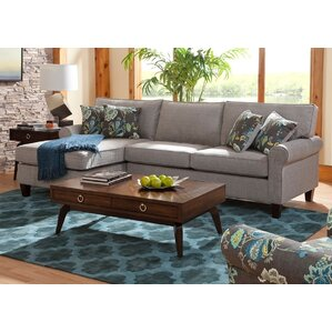 Darby Home Co Hyde Sleeper Sectional