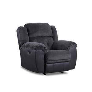 Simmons George Power Rocker Recliner  sc 1 st  Wayfair & Recliner With Usb Ports | Wayfair islam-shia.org