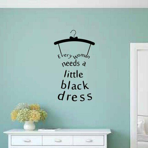 Rosdorf Park Gustavo Every Woman Needs A Little Black Dress Wall