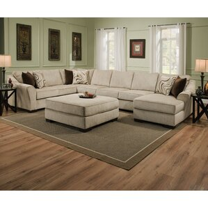 Alcott Hill Stoneridge Simmons Sectional Image