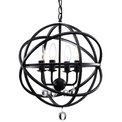 Three Posts Brittain 3 Light Chandelier Reviews