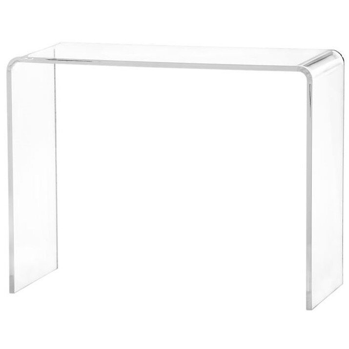 Peek Acrylic Console Table