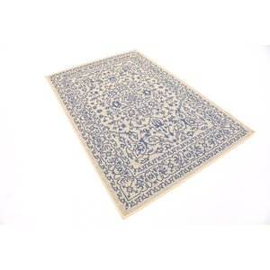 Appaloosa Beige Outdoor Area Rug