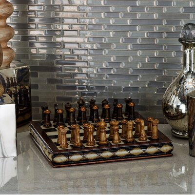 Fiarmont Decorative Chess Set