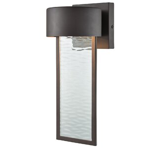 Confer 1-Light Outdoor Sconce