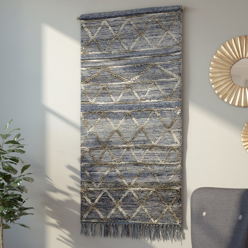 Wall Hangings langley street hand-woven wall hanging & reviews | wayfair
