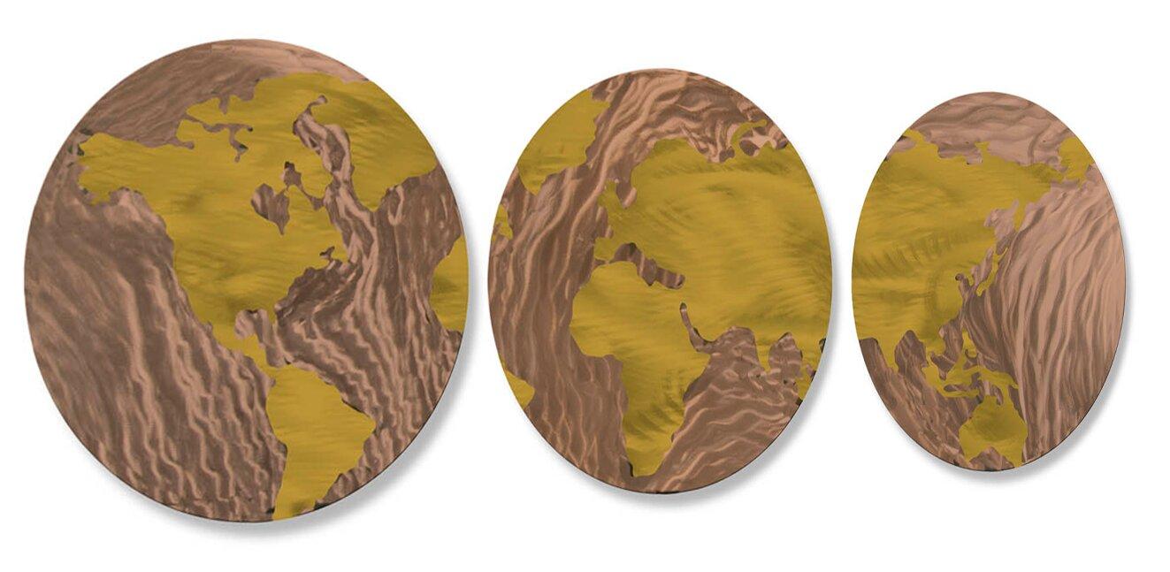 Nice 3 Piece Wall Decor Set Photos - All About Wallart - adelgazare.info