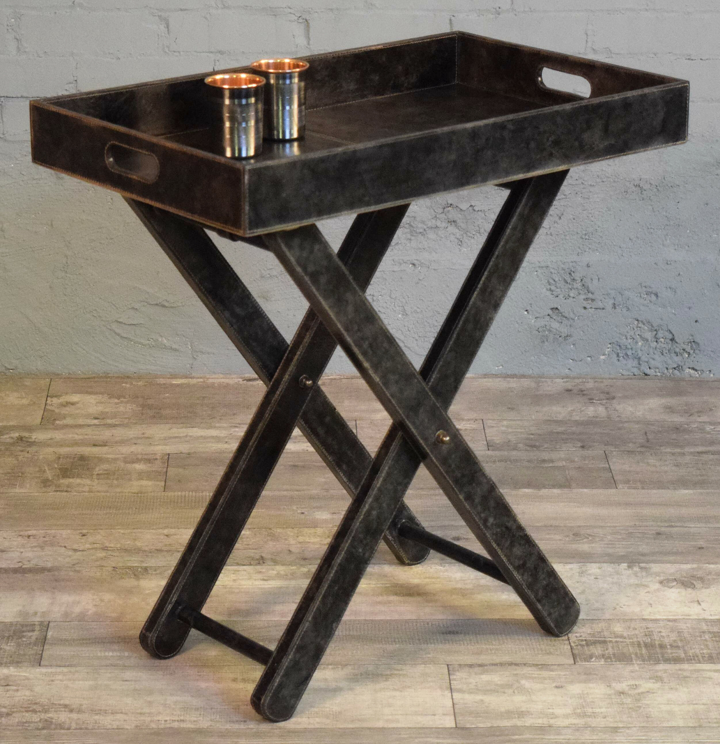 Charmant Darby Home Co Geffrey Butler Tray Table | Wayfair