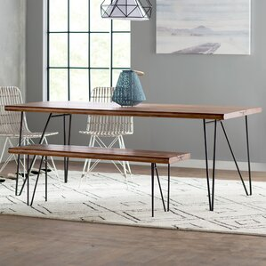 Eliane Dining Table by Mistana