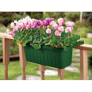 Adjustable Rail Planter
