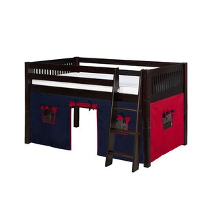 Bunk Bed With Play Area Wayfair