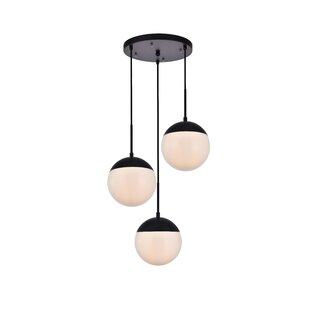 3 pendant light fixture hanging yearby 3light cluster pendant modern light lighting allmodern