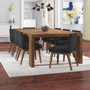 Crume 9 Piece Dining Set