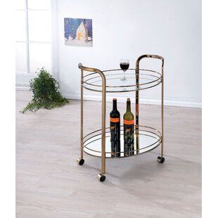 Gutierrez Bar Cart