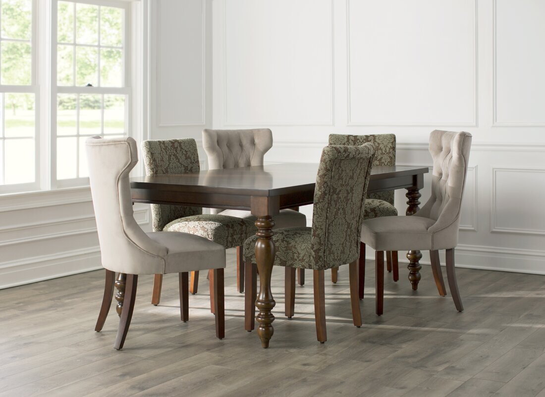 Extendable Dining Tables three posts lanesboro extendable dining table & reviews   wayfair