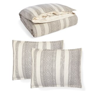 3 Piece Reversible Bedding Set By Lauren Ralph