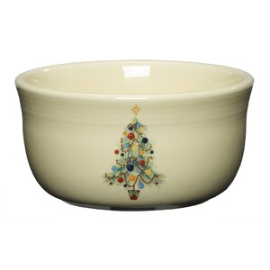 Christmas Tree Gusto Bowl