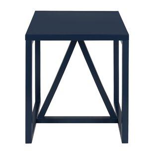 Attractive Dunstan Square End Table
