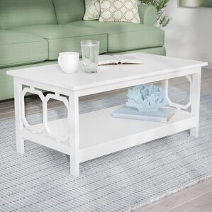 Ardenvor Coffee Table by Beachcrest Home