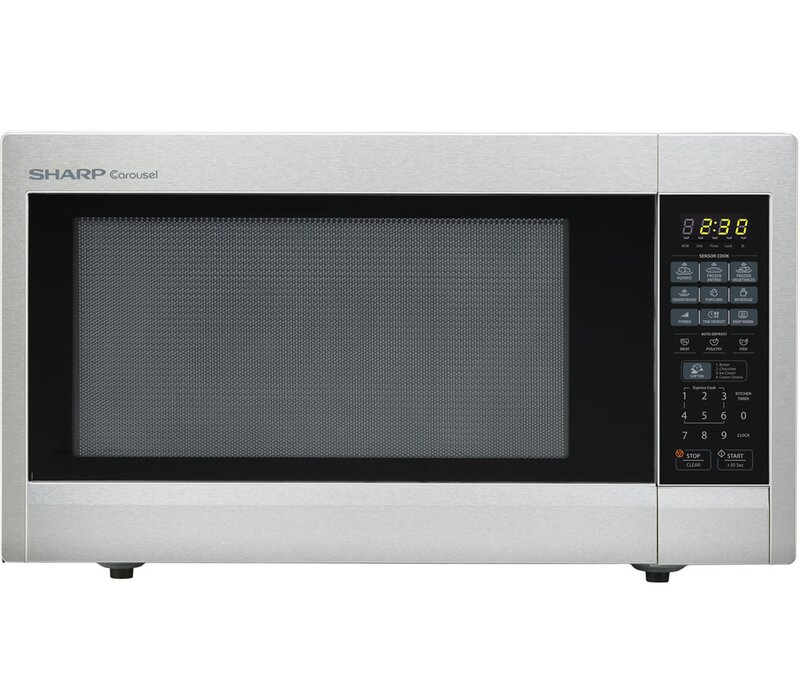 Carousel 24 2 Cu Ft Countertop Microwave