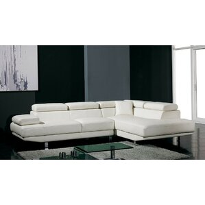 Carolina Reclining Sectional by Orren Ellis