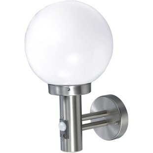 Dawn to dusk outdoor lighting wayfair globe outdoor sconce aloadofball Images