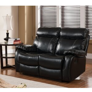 Chateau Leather Reclining Loveseat by Primo ..
