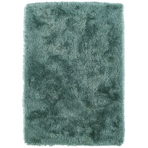 Impact Hand-Tufted Green Area Rug