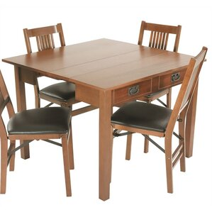 Berkshire Mission 5 Piece Dining Set by R..