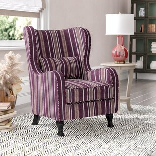 Wingback Occasional Chairs You Ll Love Wayfair Co Uk