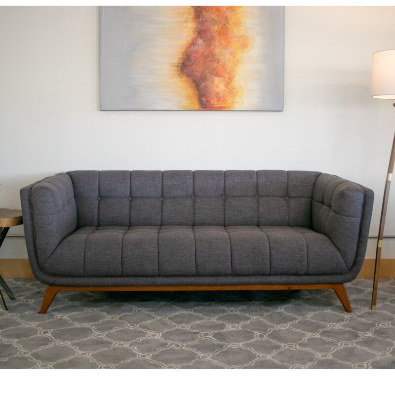 Luke Mid Century Modern Sofa Allmodern