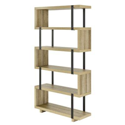 Brayden Studio Nordin Standard Bookcase