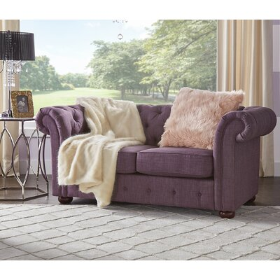 Purple Sofas You Ll Love Wayfair