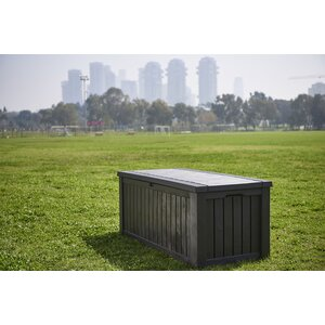 Rockwood 150 Gallon Resin Deck Box