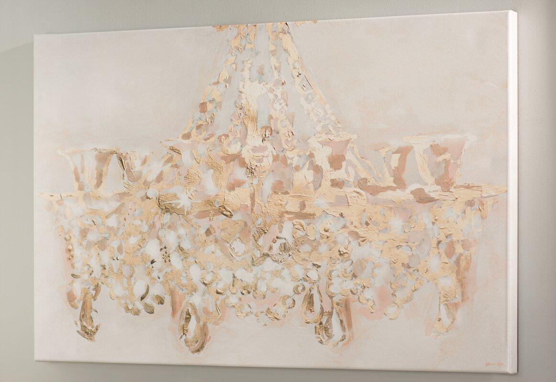 chandelier canvas item modern living retro bedroom panel painting posters life room wall art still pattern crystal