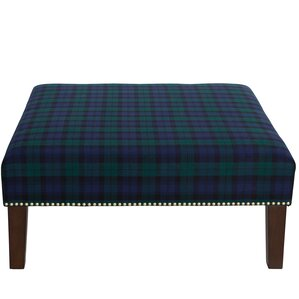 Elisha Nail Button Cocktail Ottoman by Darby Home Co