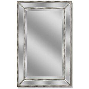 Bathroom Mirrors Beveled Edge frameless mirrors you'll love | wayfair