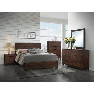 zech panel bedroom set